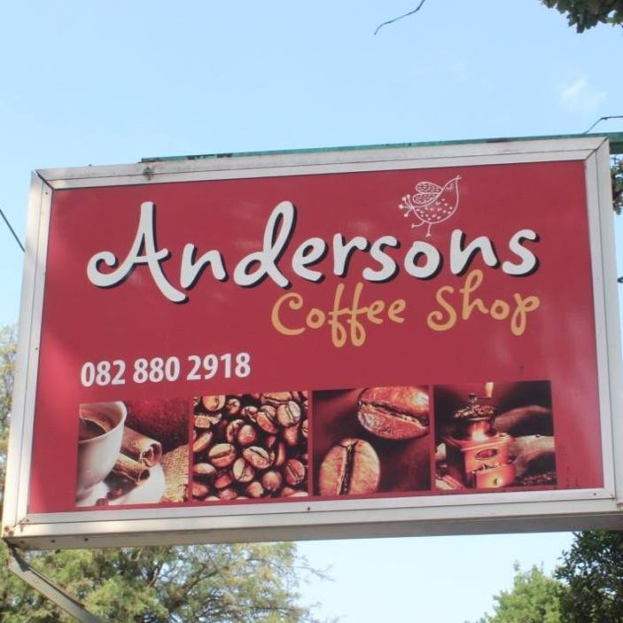 Anderson's Nursery and Coffee