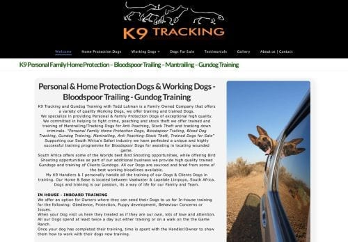 K9 Home Protection
