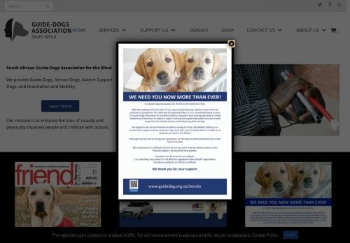 Southern African Guide Dog Association