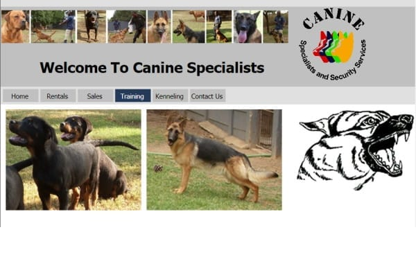 Canine Security Specialists