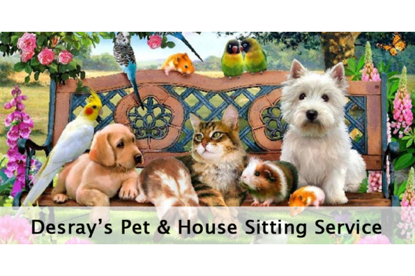 Desray's Pet and House Sitting Services
