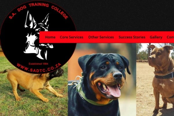 SA Dog Trainers College and Kennels