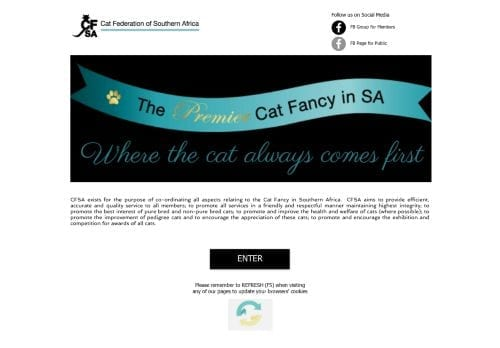 Cat Federation of Southern Africa