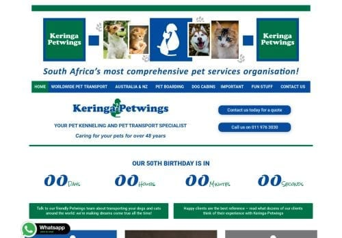 Keringa Kennels and PetWings